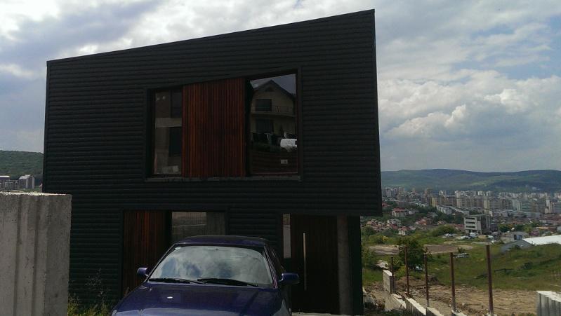 Acoperis tigla metalica casa Cart. Zorilor, Cluj-Napoca
