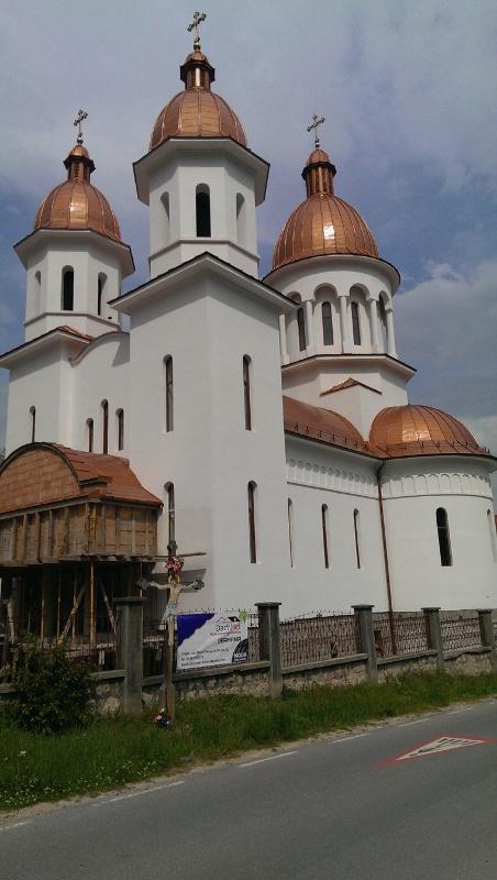 Acoperis tabla biserica comuna Livezi, Alba