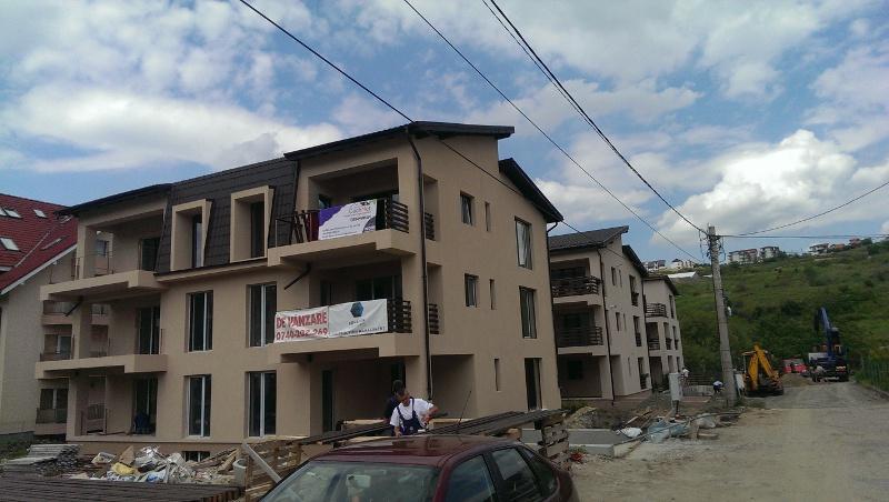 Acoperis tigla metalica Ansamblu Rezidential Manastur, Cluj Napoca