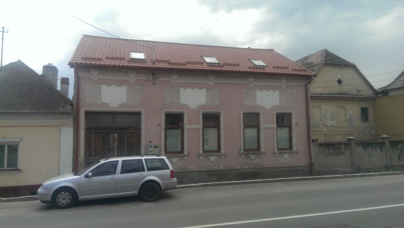 Casa Rezidentiala 2, Turda, Jud. Cluj