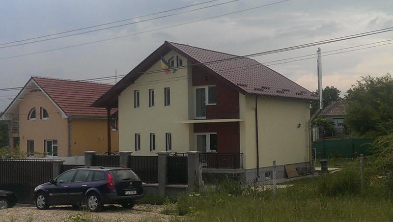 acoperis tabla casa rezidentiala 3, Turda, Jud. Cluj
