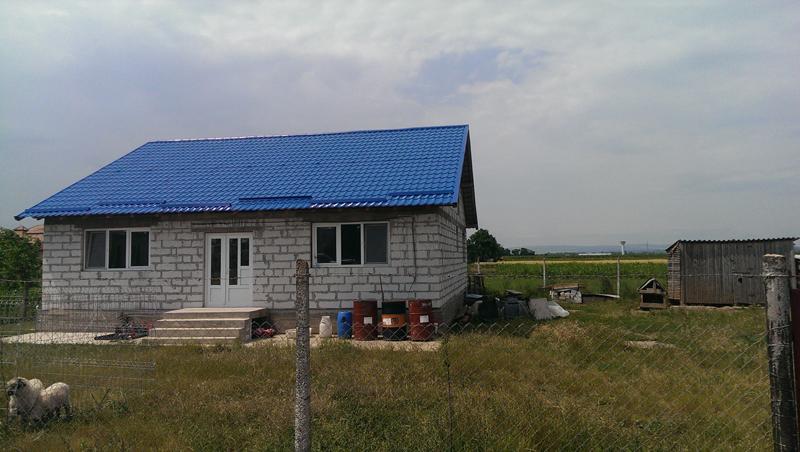 acoperis tabla casa rezidentiala, Bogata, Jud. Cluj