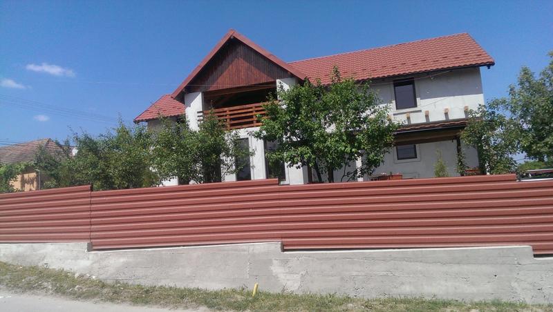 acoperis tabla casa rezidentiala, Cheia, Jud. Cluj