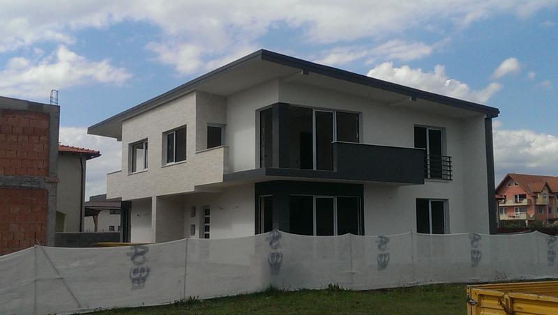 acoperis tabla Duplex Rezidential in Loc. Floresti din Jud. Cluj 1