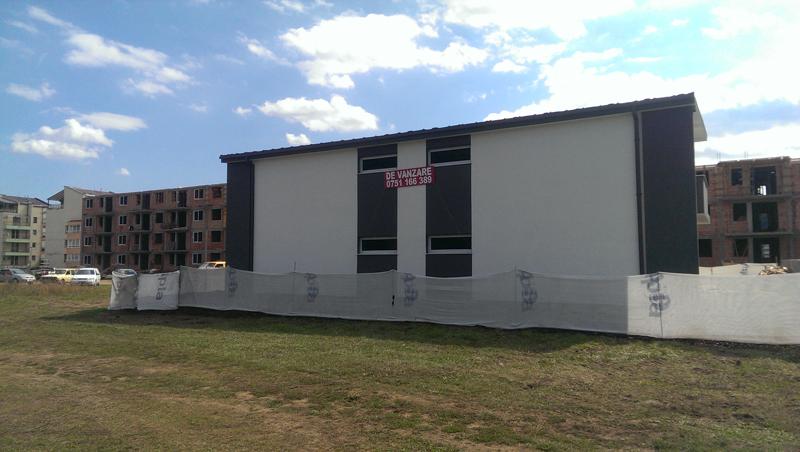 acoperis tigla metalica duplex rezidential in Loc. Floresti din Jud. Cluj