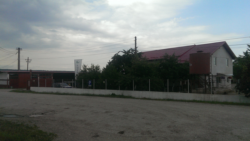 acoperis tabla ferma agricola 2, Mihai Viteazu, Jud. Cluj