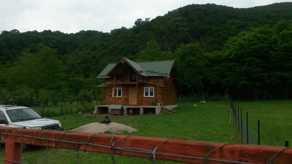 acoperis tigla metalica cabana moldovenesti cluj
