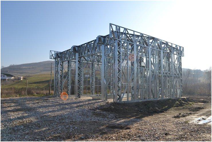 structura metalica usoara