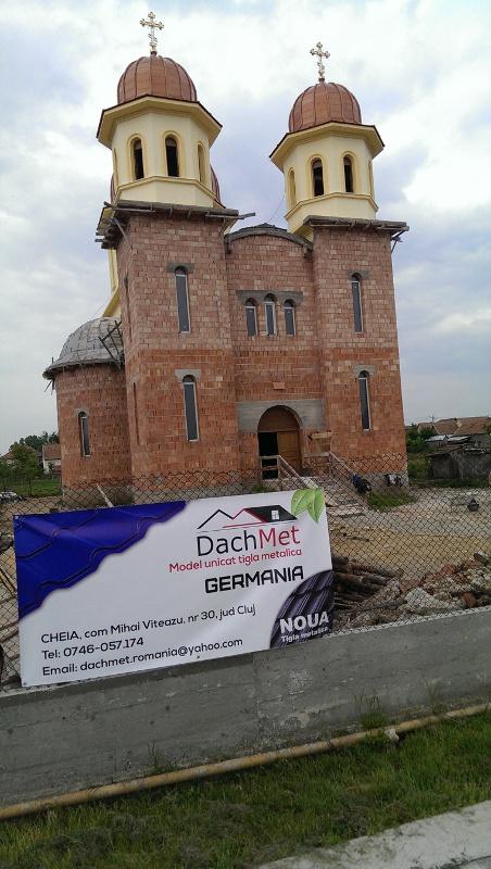 Acoperis tabla biserica comuna Radesti, Alba