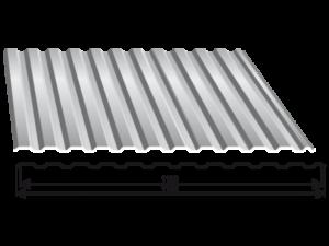 Tabla trapezoidala tip T14
