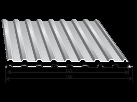 Tabla trapezoidala model T 20