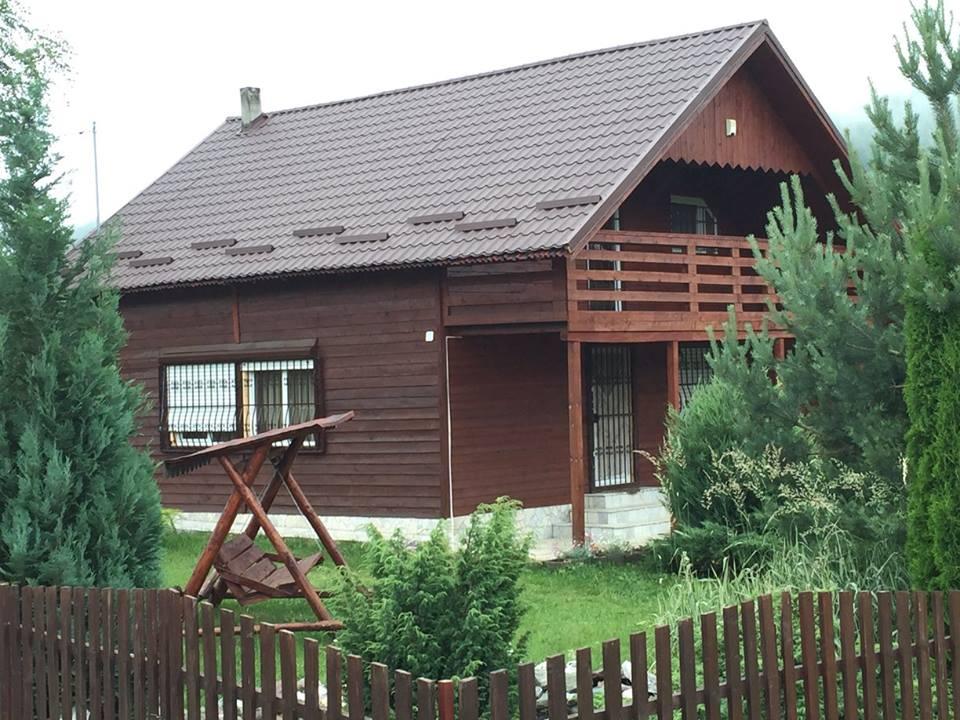 Cabana de Munte, Muntele Baisorii Jud. Cluj