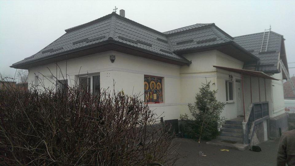 Casa Parohiala, Sandulest, jud-Cluj