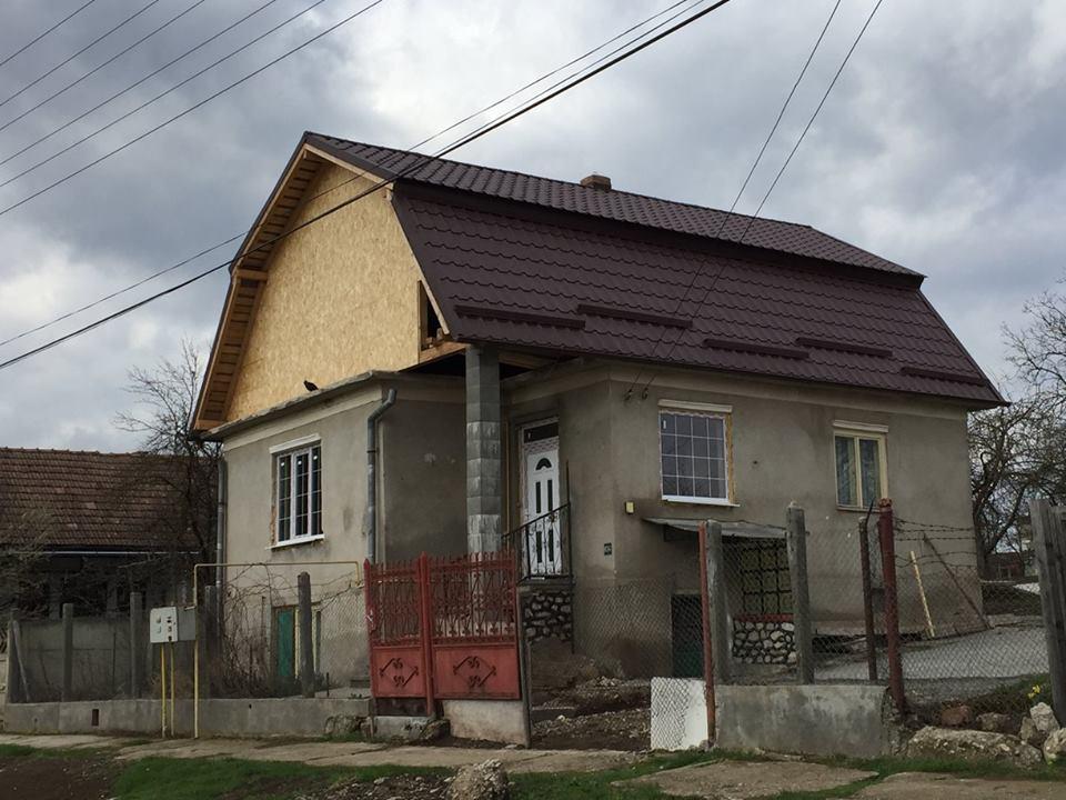 Casa rezidentiala Unirea jud Cluj